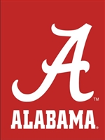 Alabama Double Sided Banner