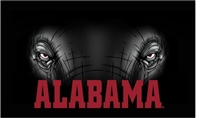 Alabama Elephant Eyes Flag