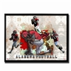 Alabama Crimson Tide Football Poster