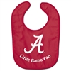 Alabama Crimson Tide Little Fan Baby Bib