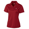 Alabama Crimson Tide Cutter & Buck Women's Polo
