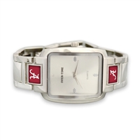 Alabama Crimson Tide Men's Dressy Watch