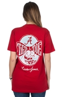 Alabama Tied and Tide Tee