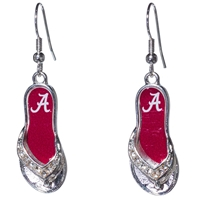 Alabama Flip Flop Earrings