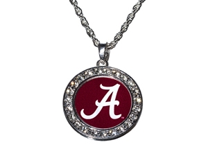 Alabama Crystal Necklace