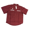 Alabama Crimson Tide Red Fishing Shirt