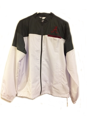 Alabama Crimson Tide Two-Tone Zip Jacket