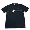 Alabama Crimson Tide Black Polo