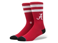 Alabama Crimson Tide Crew Socks