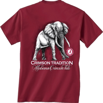 Alabama Graphite T-Shirt