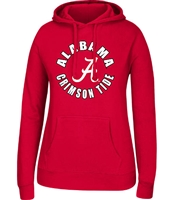Alabama Crimson Tide Women's College Pullover Hoodie