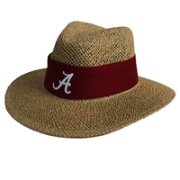 Alabama Nick Saban Straw Safari Hat