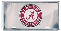 Alabama Crimson Tide License Plate