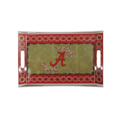 Alabama Melamine Rectangular Tray