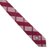 Alabama Skinny Plaid Tie
