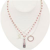 Alabama Trio Necklace