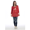 Alabama Crimson Tide Ladies Aztec Shirt