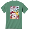 Alabama Comfort Colors Chillin with Crimson Tide T-Shirt
