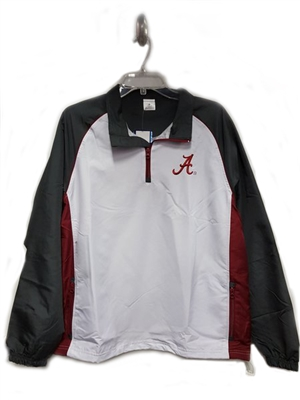 Alabama Crimson Tide Two-Tone Pullover Jacket