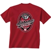 Alabama Crimson Tide Oval Label T-Shirt